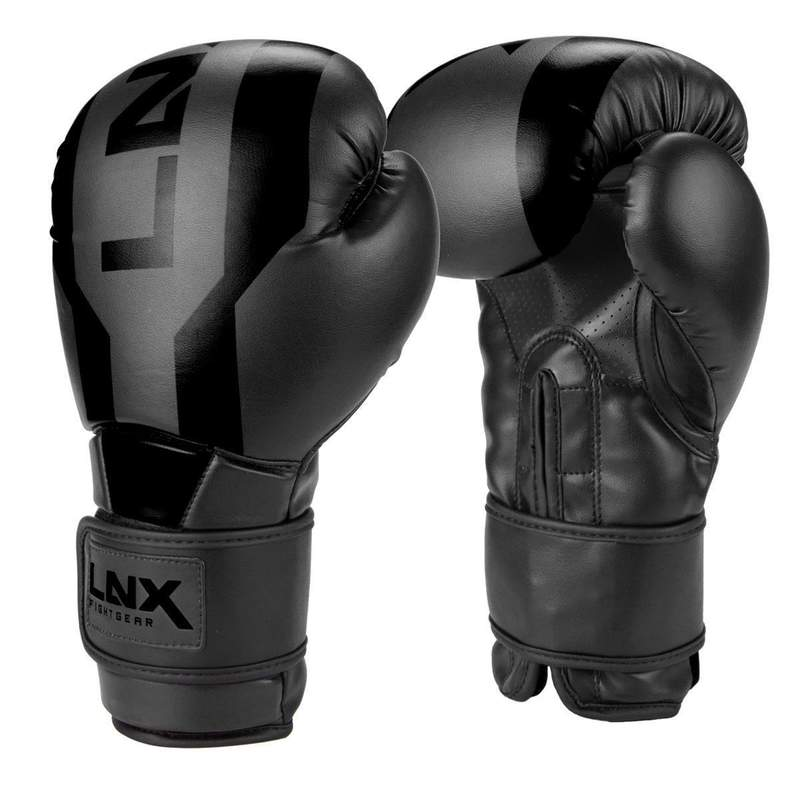 LNX Boxhandschuhe Stealth Ultimatte Black (002) 14 Oz