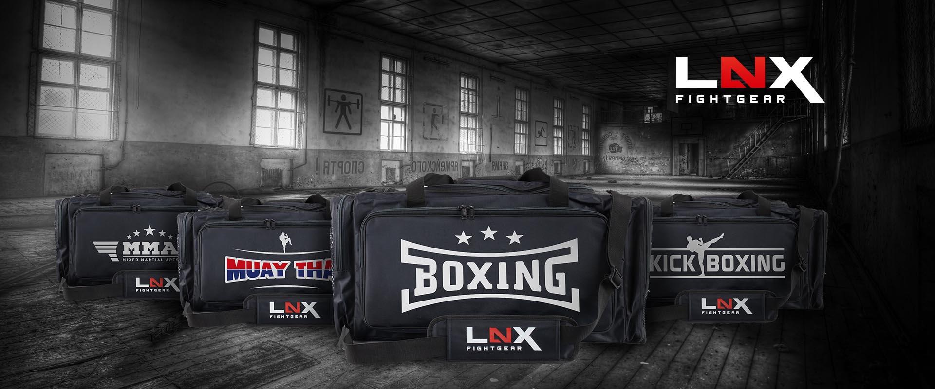 LNX Fightgear Taschen